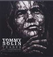 Tommy Bolin - Teaser-40th Anniversary Vinyl Edition Box Set