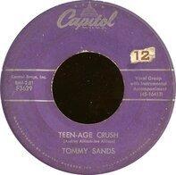 Tommy Sands - Teen-Age Crush / Hep Dee Hootie