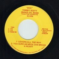 Tommy Scott & Snake Oil Band - 4 Track EP