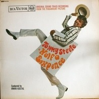 Tommy Steele - Half A Sixpence (Original Sound Track Recording)