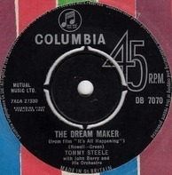 Tommy Steele With John Barry & His Orchestra - The Dream Maker