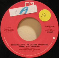 Tompall Glaser & The Glaser Brothers - Sweet City Woman