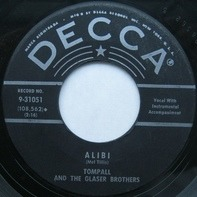 Tompall Glaser & The Glaser Brothers - Alibi