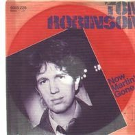 Tom Robinson - Now Martins's Gone / Love Comes