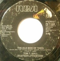 Tom T. Hall - The Old Side Of Town / Jesus On The Radio (Daddy On The Phone)