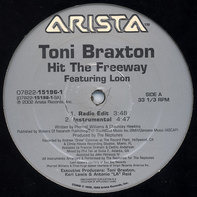 Toni Braxton - Hit The Freeway
