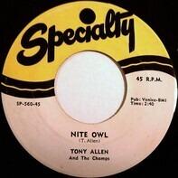 Tony Allen & The Champs - Nite Owl