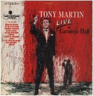 Tony Martin - Live At Carnegie Hall