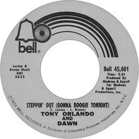 Tony Orlando And Dawn - Steppin' Out (Gonna Boogie Tonight)