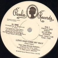 Tony Valor Sounds Orchestra - Love Has Come My Way