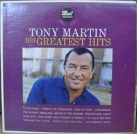 Tony Martin - His Greatest Hits