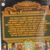 Tony Martin, Jean Goldkette, Marty Gold, ... - That's Entertainment