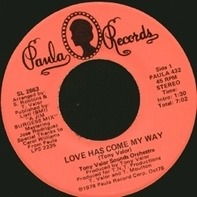 Tony Valor Sounds Orchestra - Love Has Come My Way / Opus 22