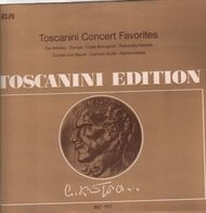 Toscanini - Concert Favourites