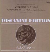 Toscanini - Symphonie Nr.1 f-moll & Nr.7 C-dur