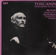 Toscanini - Symphony No 40 / Symphony No.8 Unfinished. (Mozart, Schubert)