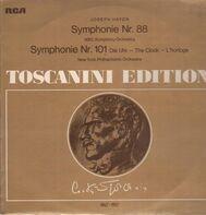 Toscanini, NBC Symphonie-Orchester - Haydn Symph Nr.88 & 101