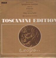 Toscanini, NBC Symphony Orch - Prokofieff, Sibelius, Kodaly