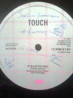 Touch - It's Up To You