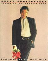 Tour Programme - Bruce Springsteen - Tunnel Of Love Express Tour