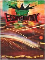Tour Programme - Escape From New York
