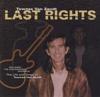 Townes Van Zandt - Last Rights