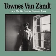 TOWNES VAN ZANDT - LIVE AT THE OLD..