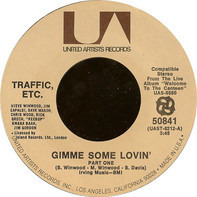 Traffic - Gimme Some Lovin'