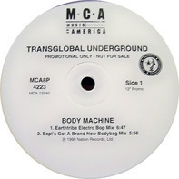 Transglobal Underground - Body Machine