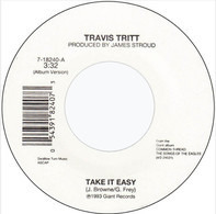 Travis Tritt - Take It Easy