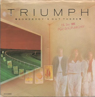 Triumph - Somebody's Out There