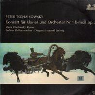 Tchaikovsky (Richter, Karajan) - Konzert für Klavier und Orchester Nr. 1 b-moll op.23