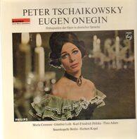 Tschaikowsky/ Georg Solti, Orchester des Königlichen Opernhauses Covent Garden, London - Eugen Onegin