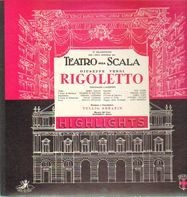 Tullio Serafin - Verdi Rigoletto Highlights