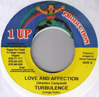 Turbulence / Warren Hutchie - Love And Affection / Living In Bondage