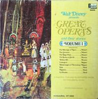 Tutti Camarata , Marni Nixon , Dolores Davis , Sally Sweetland , Kathleen De Spain , John Guarnieri - Walt Disney Presents Great Operas And Their Stories (Volume 1)