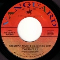 Twilight 22 - Siberian Nights