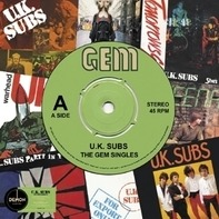 U.K. Subs - Gem Singles