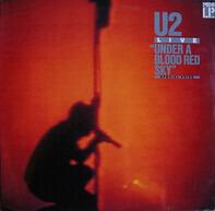 "U2 - Live ""Under A Blood Red Sky"""