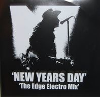U2 - New Years Day (The Edge Electro Mix)