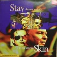 U2 / Frank Sinatra With Bono - Stay (Faraway, So Close!) / I've Got You Under My Skin