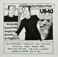 Ub40 - Live