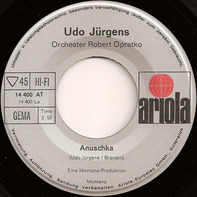 Udo Jürgens, Petra Pascal a.o. - Anuschka