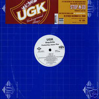 Ugk - Stop-N-Go / The Game Belongs To Me