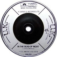 UK - In The Dead Of Night