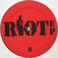 Underground Resistance - Riot EP UR-010 + Fuel For The Fire Attend The Riot UR-012
