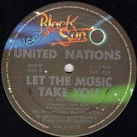 United Nations - Let The Music Take You