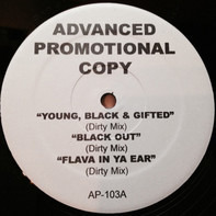 Jay-Z - Yound, Black & Gifted / Black Out / Flava In Ya Ear
