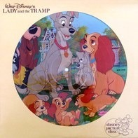 Disney Soundtrack - Lady And The Tramp - Songs From The Motion Picture