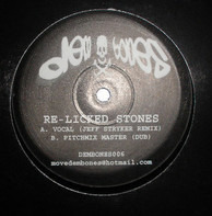 Unknown Artist - Re-Licked Stones